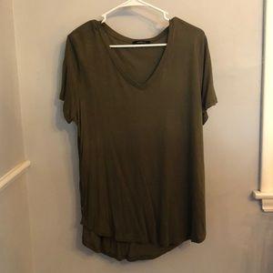 Tops - *3 for 12*NWOT Olive T-shirt